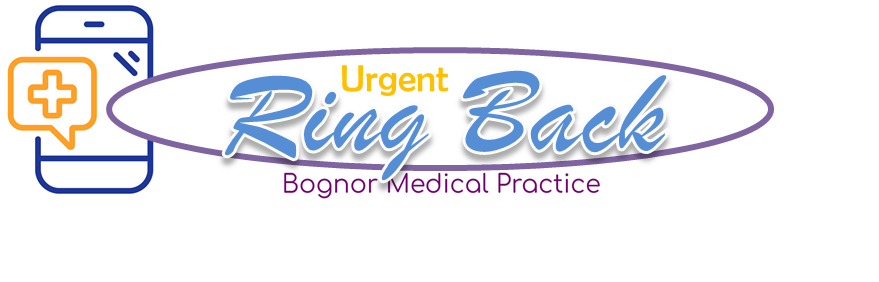 Urgent Ring Back Logo